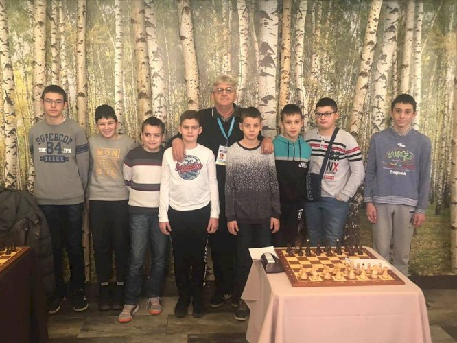 "Announcement of the tournament ""The Future of Chess of Bosnia and Herzegovina"""